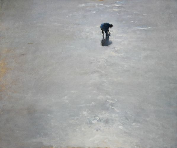 Searching (Tavira), Oil / canvas, 2005, 100 x 120 cm, Sold